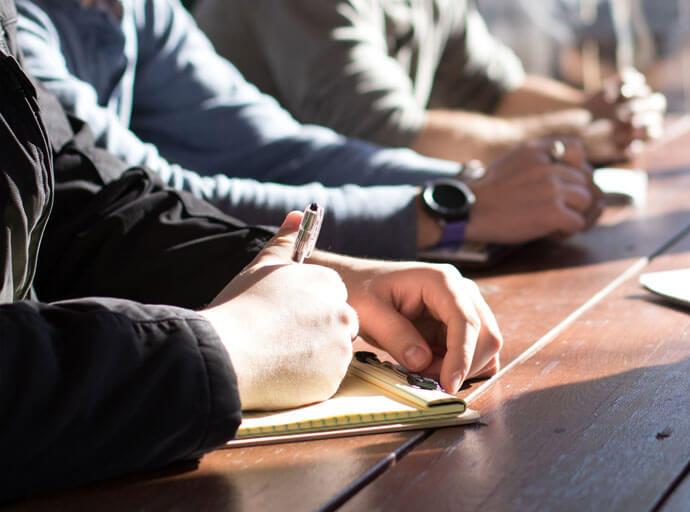 security marketing group enrollment communication